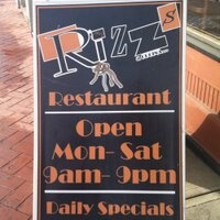 @rizzsrestaurant