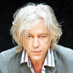 Bob Geldof Social Profile