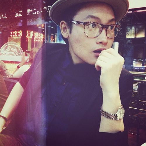 Jordus Bing Jie Social Profile