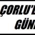 Çorlu'da Gündem's Twitter Profile Picture