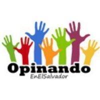 OpinandoEnElSalvador   Social Profile
