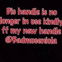 follow@badmuseniola | Social Profile