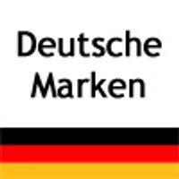 deutschemarken