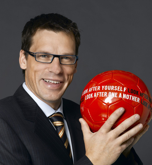 Johann Koss Social Profile
