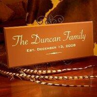 Family Plaques | Social Profile