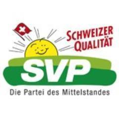 SVP Schweiz  Twitter Hesabı Profil Fotoğrafı