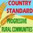 CountryStandard profile
