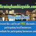 Birminghambizguide's Twitter Profile Picture