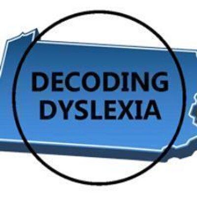 Decoding Dyslexia PA | Social Profile