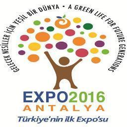 Expo Antalya  Twitter Hesabı Profil Fotoğrafı