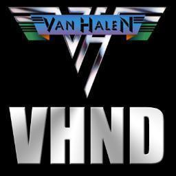 Van Halen News Desk Social Profile