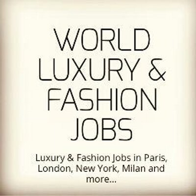 Luxury Fashion Jobs