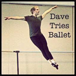 DaveTriesBallet Social Profile
