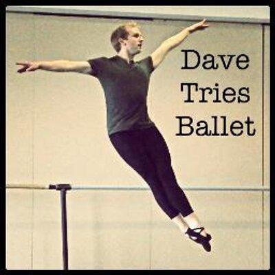 DaveTriesBallet | Social Profile