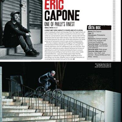 Eric Capone | Social Profile