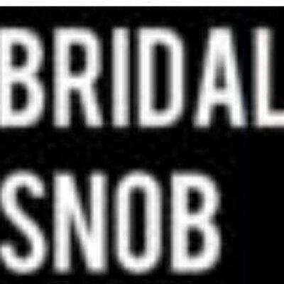 BridalSnob | Social Profile