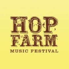 Hop Farm Festival Social Profile