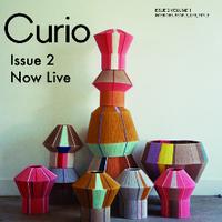 Curio Magazine | Social Profile