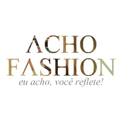 Acho Fashion | Social Profile