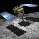 小惑星探査機「はやぶさ2」