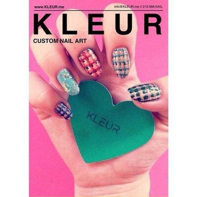 KLΞUR Custom NailArt | Social Profile