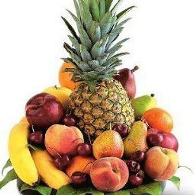 вкусные фрукты   Social Profile