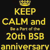 20 Years BSB | Social Profile