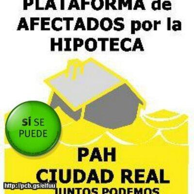 PAH Ciudad Real | Social Profile