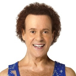Richard Simmons Social Profile