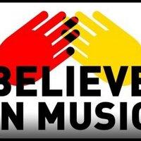 believe in music | Social Profile
