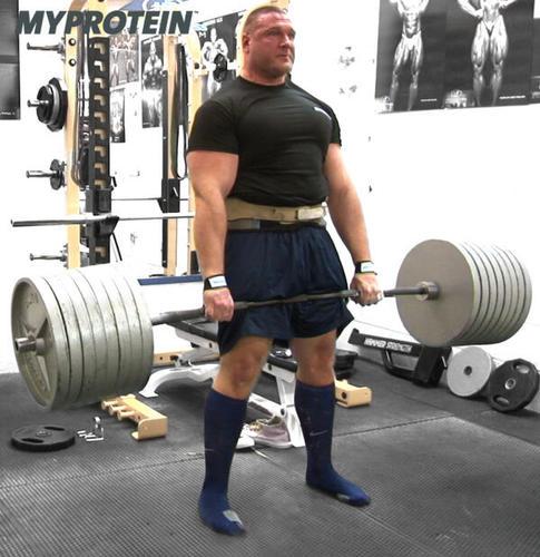 Terry Hollands - World's Strongest Man