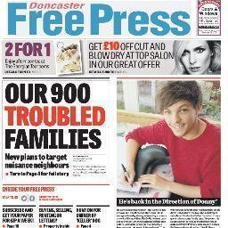 Doncaster Free Press Social Profile