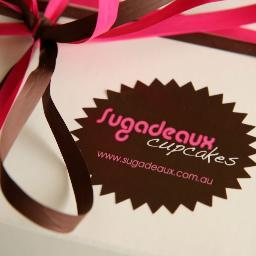 Sugadeaux Cupcakes Social Profile