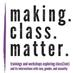 making class matter's Twitter Profile Picture