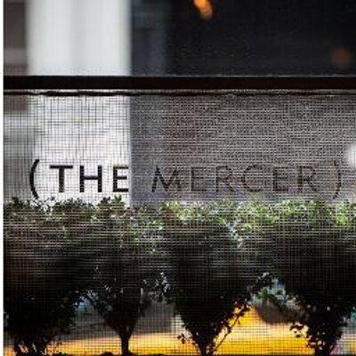 (The Mercer) Kitchen | Social Profile
