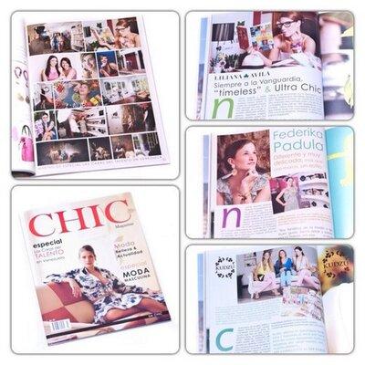 CHIC Magazine | Social Profile