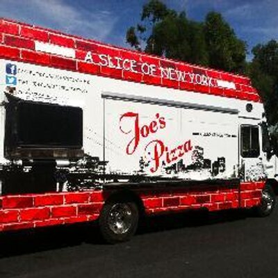 Joe's Pizza Truck | Social Profile