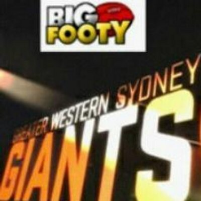 BigFooty Giants | Social Profile