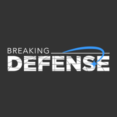 Breaking Defense | Social Profile