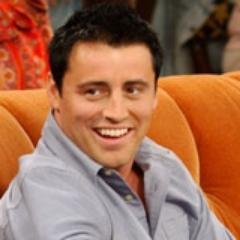 Joey Tribbiani Social Profile