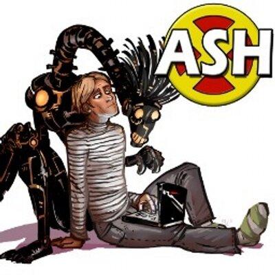 ASH: SciP(h)er   Social Profile