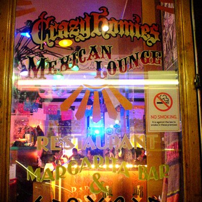 Crazy Homies London's Best Themed Bars