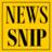 NewsSnip profile