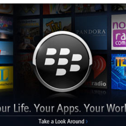 Tvoje BlackBerry