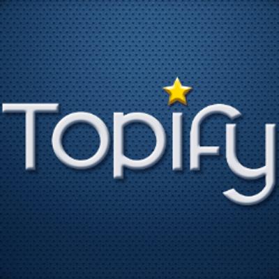Topify | Social Profile