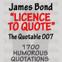 LICENCE TO QUOTE (@007Quotes) Twitter