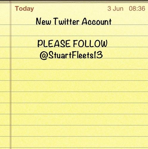 Stuart Fleetwood Social Profile