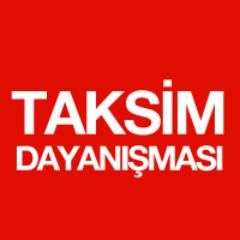 Taksim Dayanışması  Twitter Hesabı Profil Fotoğrafı