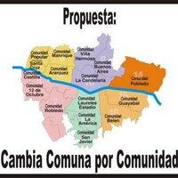SiCOMUNIDAD,NoComuna | Social Profile