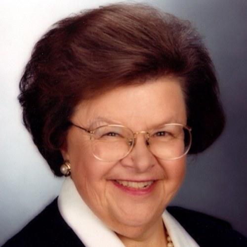 Barbara Mikulski Social Profile